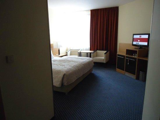 Clarion Congress Hotel Prague: Spacious room