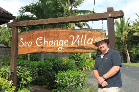 Sea Change Villas: Yes, we were there