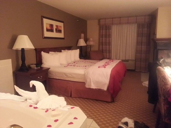 Country Inn & Suites By Carlson, Schaumburg : Romance package perfect!