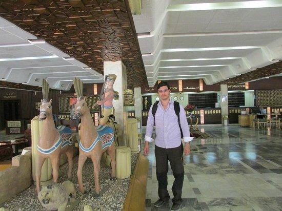 Eatabe Luxor Hotel : Lobby del hotel