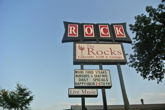 The Rocks Lakeside Grill and Lounge