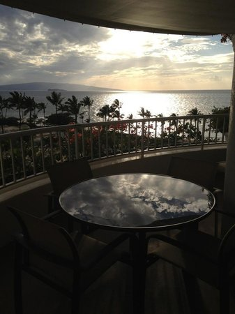 Fairmont Kea Lani, Maui: Nice view from our room