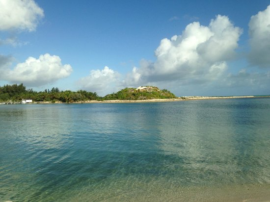 Kamalame Cay: Island