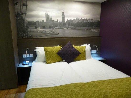 Citadines Trafalgar Square London: Confortable.