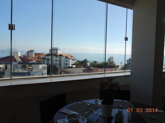 Hotel Porto Sol Quality: Local do café da manhã