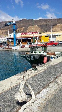 Cofradia de Pescadores de Morro Jable: fachada Rte.