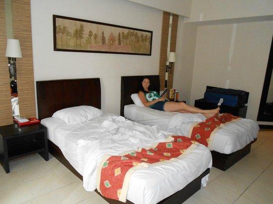 Losari Hotel & Villas: standard Twin room