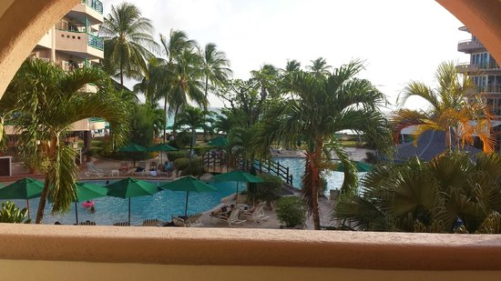 Accra Beach Hotel & Spa: View from my room