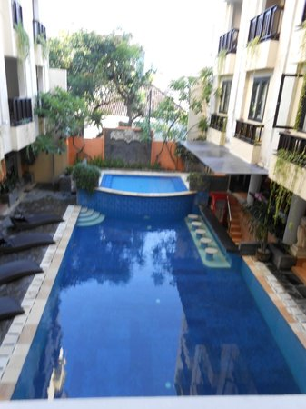 Losari Hotel & Villas: pool and Spa