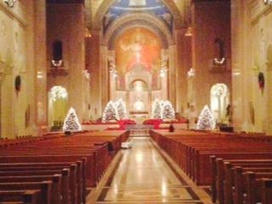 Basilica of the National Shrine of the Immaculate Conception : Main Church