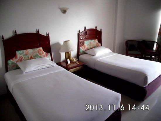Welcome Jomtien Beach Hotel: Номер