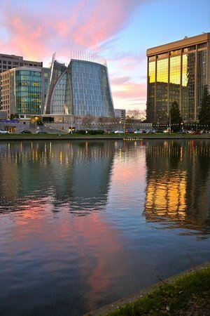 Reflections on Lake Merritt
