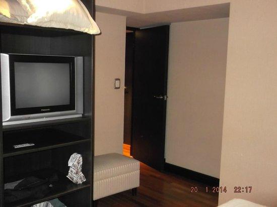Premium Tower Suites Mendoza : habitacion