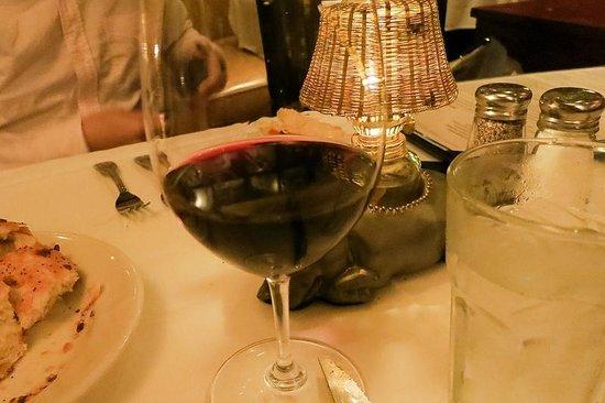 Morton's the Steakhouse: wine