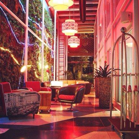 Casa Gaitan Cortes Boutique Hotel : Lounge