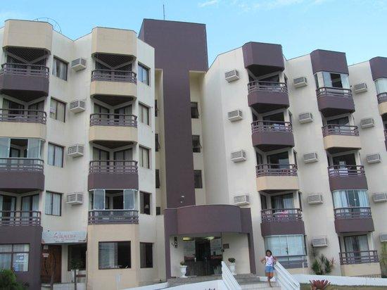Floripa House Apartments: Frente estrelha do mar