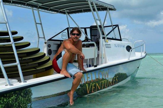 Captain Shane - Mellow Ventures