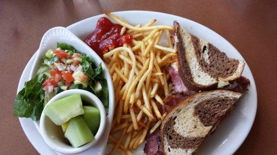 Stacks': Reuben Sandwich