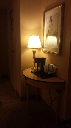 Sheraton Atlantic City Convention Center Hotel: lamp