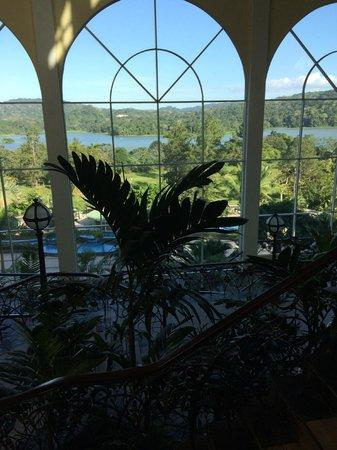 Gamboa Rainforest Resort: The lobby of the hotel