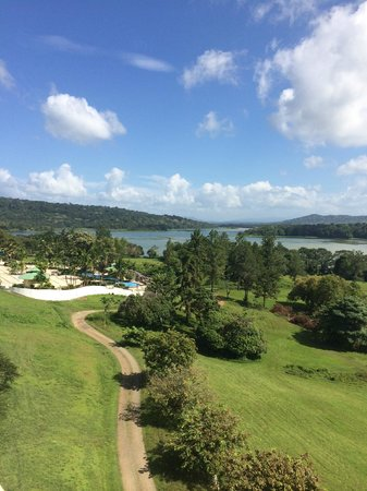 Gamboa Rainforest Resort: View from our balcony