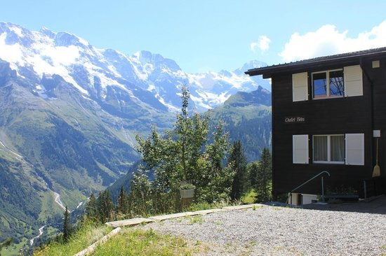 Chalet Bobs: Apartment with great views!