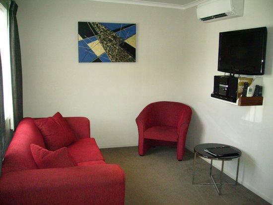 Albert Court Motor Lodge: 1 Bedroom Unit
