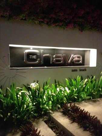 The Chava Resort: Entrance