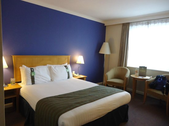 Holiday Inn Liverpool City Centre: Room