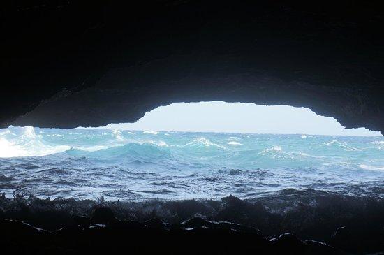 Shete Boka National Park: Cave