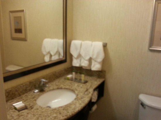 DoubleTree by Hilton Hotel Tinton Falls - Eatontown: Bath 1