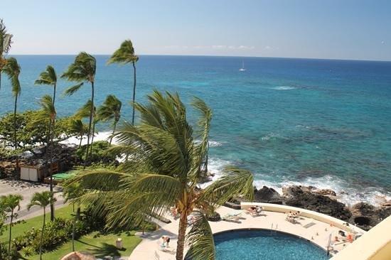 Royal Kona Resort: Room 611 Ali'i Tower