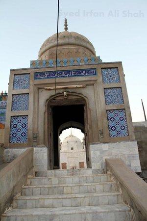 Tando Allahyar, Pakistan: Kamaro Sharif Masjid