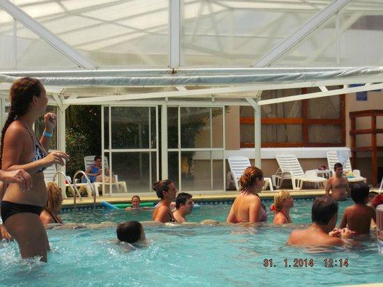 Hotel Chiavari : Pileta