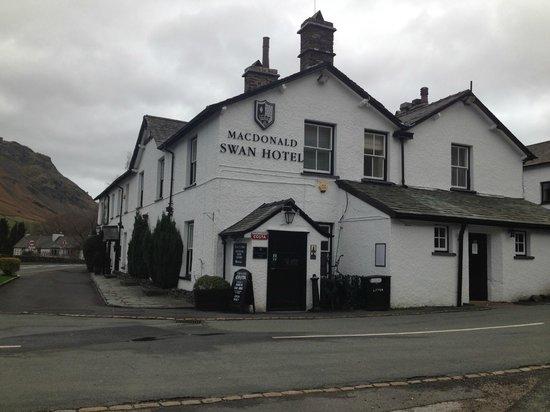 Macdonald Swan Hotel : Lots of charm