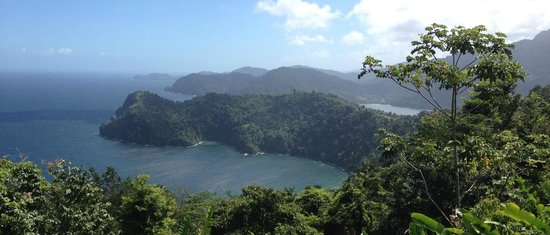Maracas Bay: North Coast View