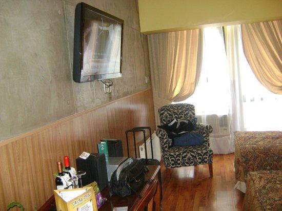 Hotel Panamericano: Habitación al frente