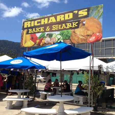 Richard's Shark and Bake: Richard's Shark & Bake