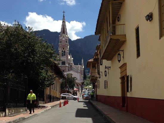 Barrio La Candelaria: Houses of La Candelaria