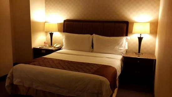 โรงแรมเลอ แกรนดัวร์ มางกา ดัว: Room