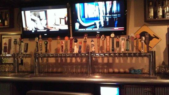 Kenosha Steakhouse: Beers