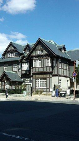 Old Mojimitsui Club: 外観