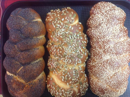 Olympic Bakery & Deli: Our Challah Breads