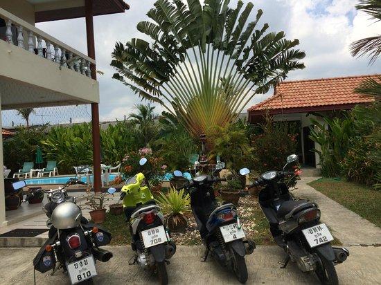 Sansuko Ville Bungalow Resort : Entering Sansuko Ville!