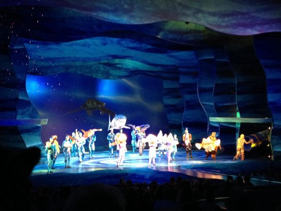 Finding Nemo - The Musical: Lindo!!!