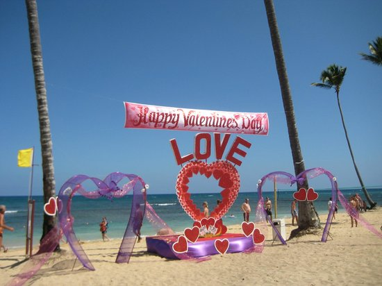 Valentines Day At The Beach Picture Of Breathless Punta Cana
