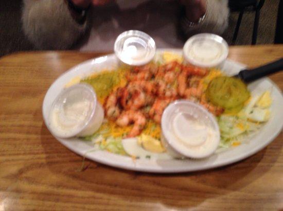 Crawdaddy's Kitchen: Shrimp salad