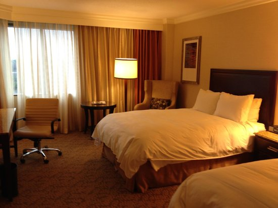 JW Marriott Atlanta Buckhead: Bedroom