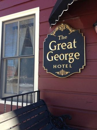 The Great George: Great George- its a great hotel