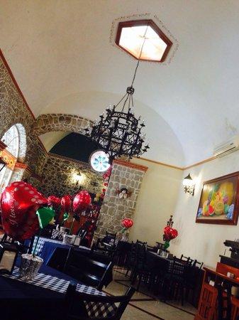 Restaurant la Parroquia Del Hotel Tajin